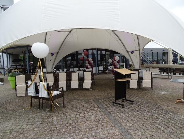 Grote trouwlocatie Groningen