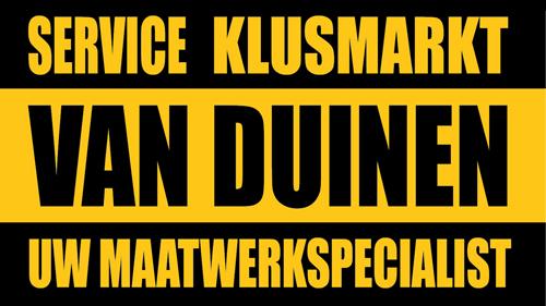 Service Bouwmarkt van Duinen